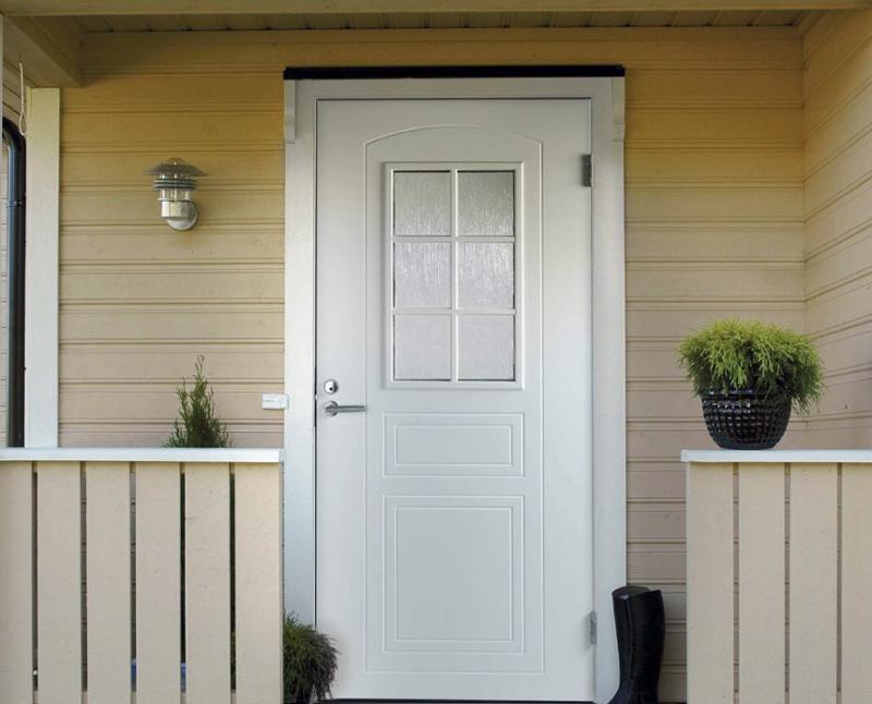 входные пластиковые двери для частного дома по доступной