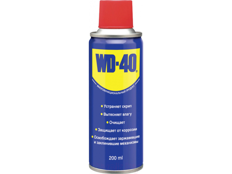 смазка wd 40
